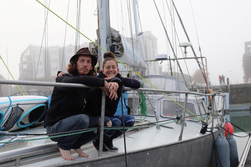 A La Rochelle, Tobias et Sophie vont enfin pouvoir souffler...