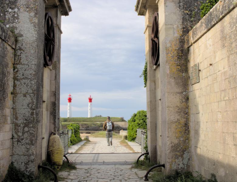 Hommage à l'île d'Aix