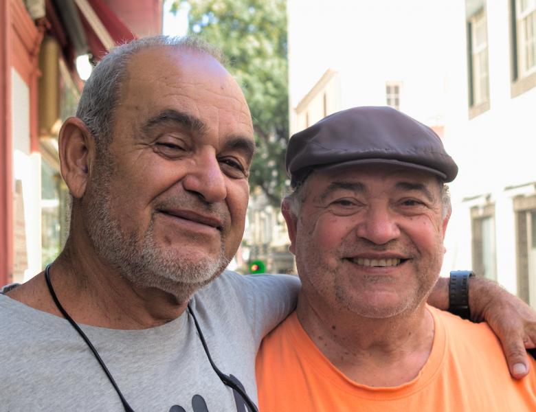 Jorge et Fernando, une petite histoire de Madère